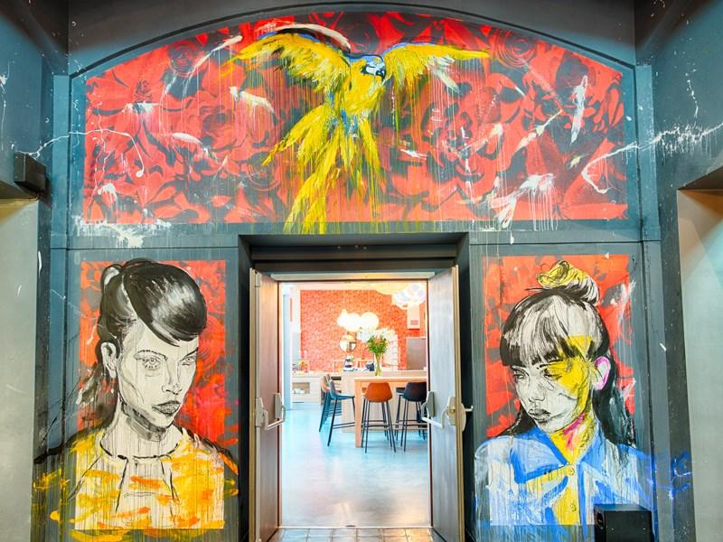 NYX Hotel отель в Праге