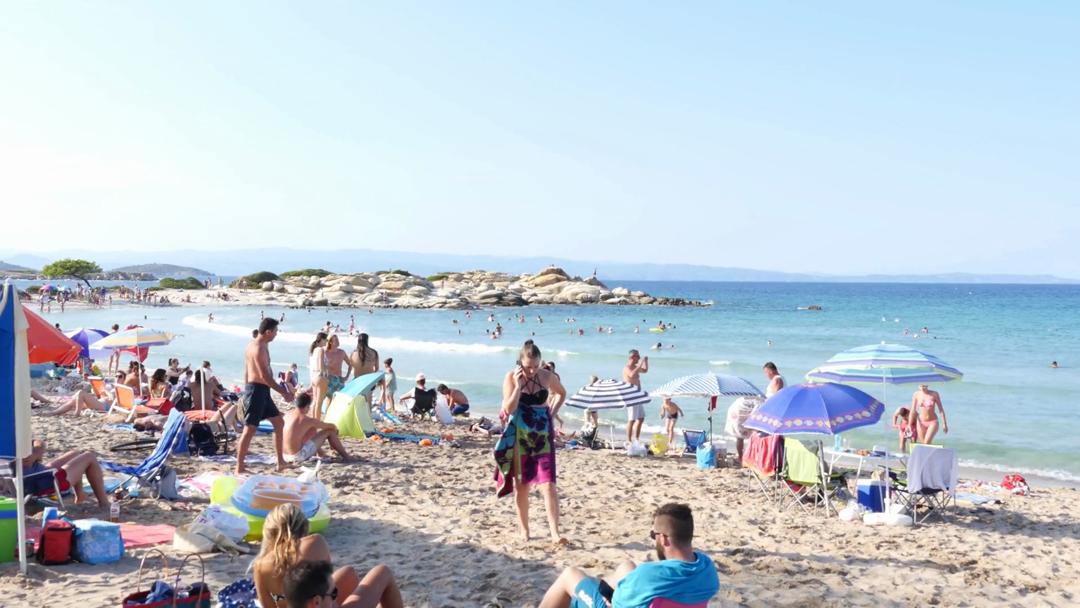 в Грецию в сентябре и отзыв о роуминге от МТС