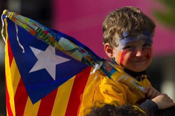 Яркое событие сентября – День Каталонии