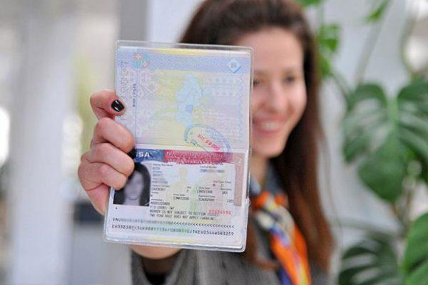 Самые популярные вопросы при оформлении визы в США