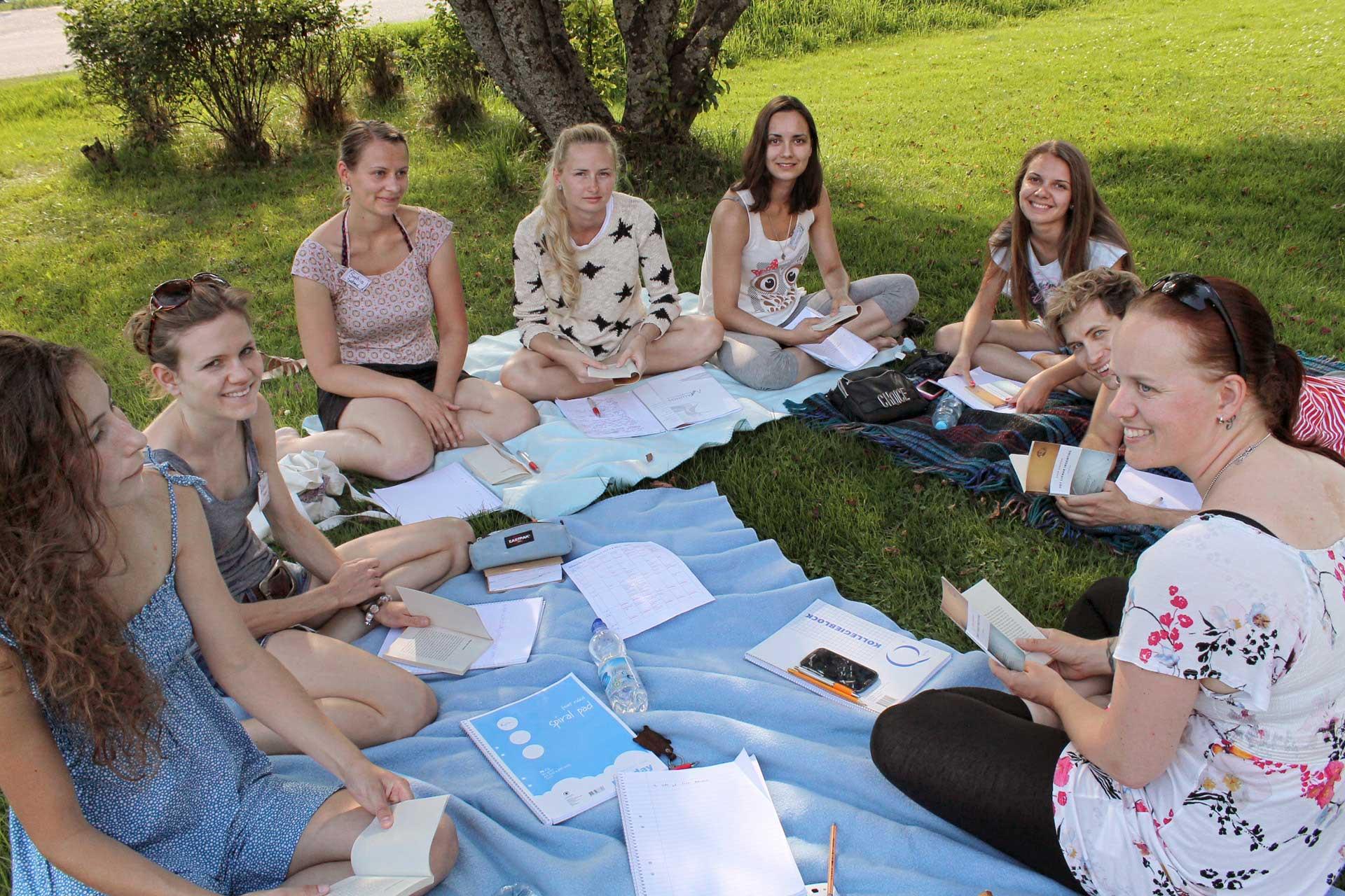 Мои впечатления от языковых курсов и самой Швеции