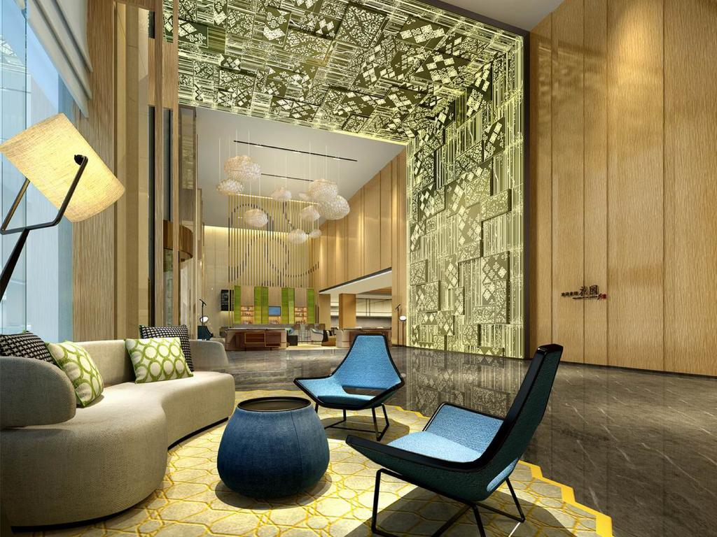 Отзыв об отеле Hilton Foshan и впечатления от поездки