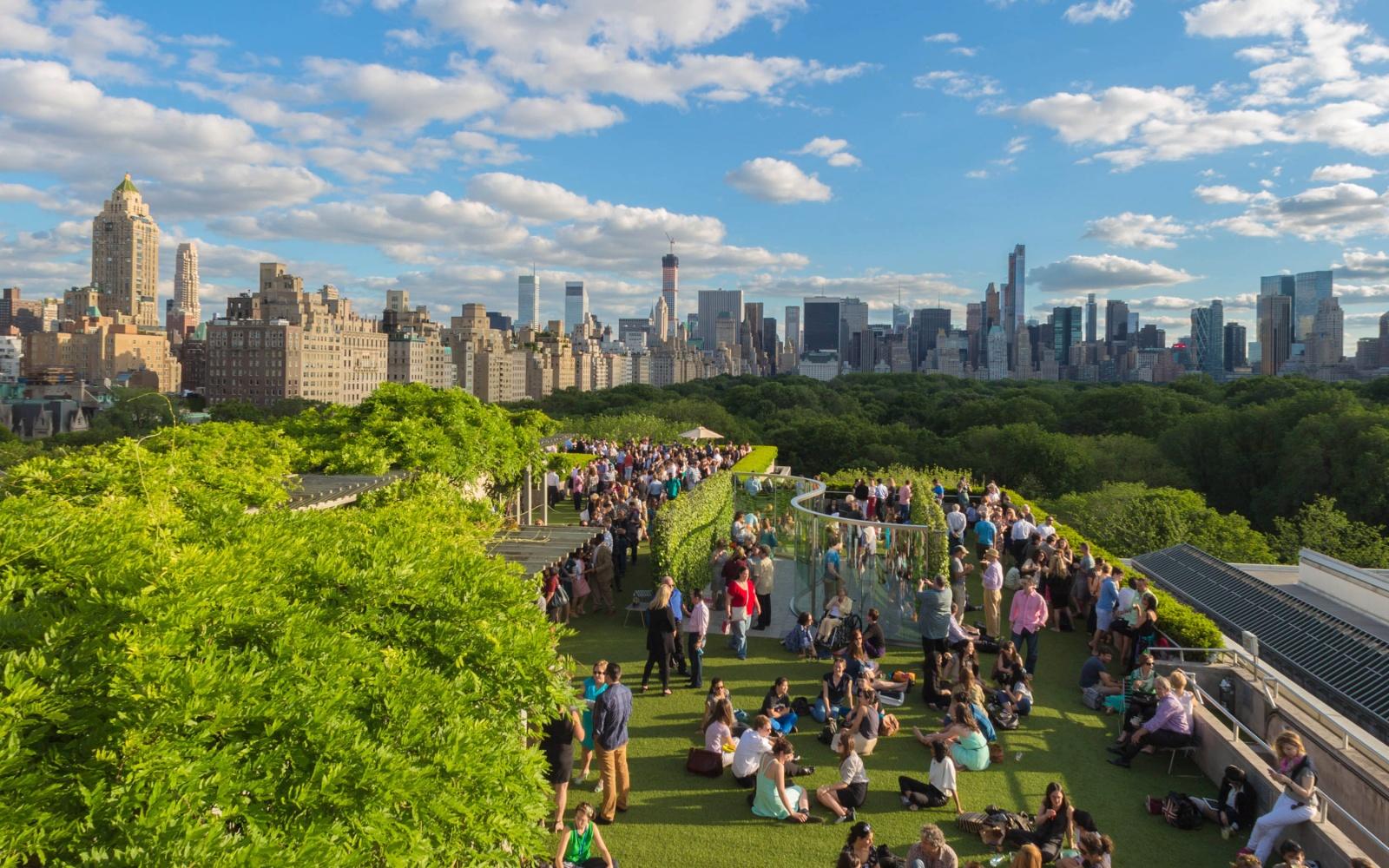 MARTINI BAR 10 лучших баров на крыше в Нью-Йорке