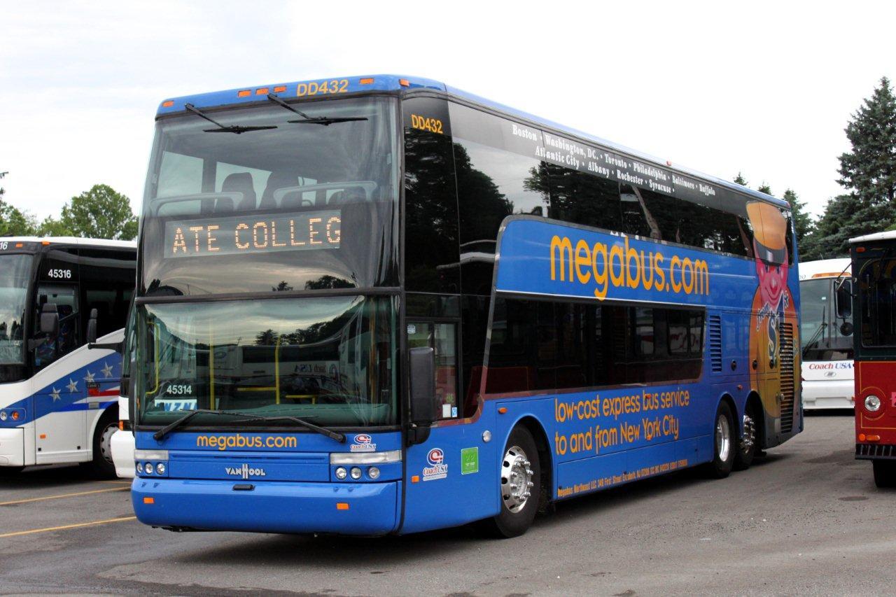 Исследуем Америку самым бюджетным способом – покупаем билет на автобус