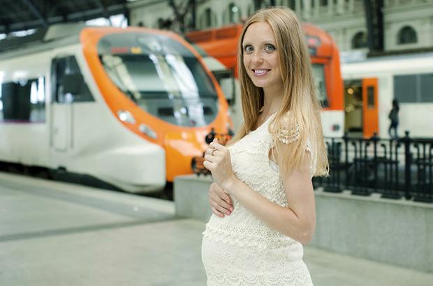 Можно ли путешествовать поездом беременным женщинам?