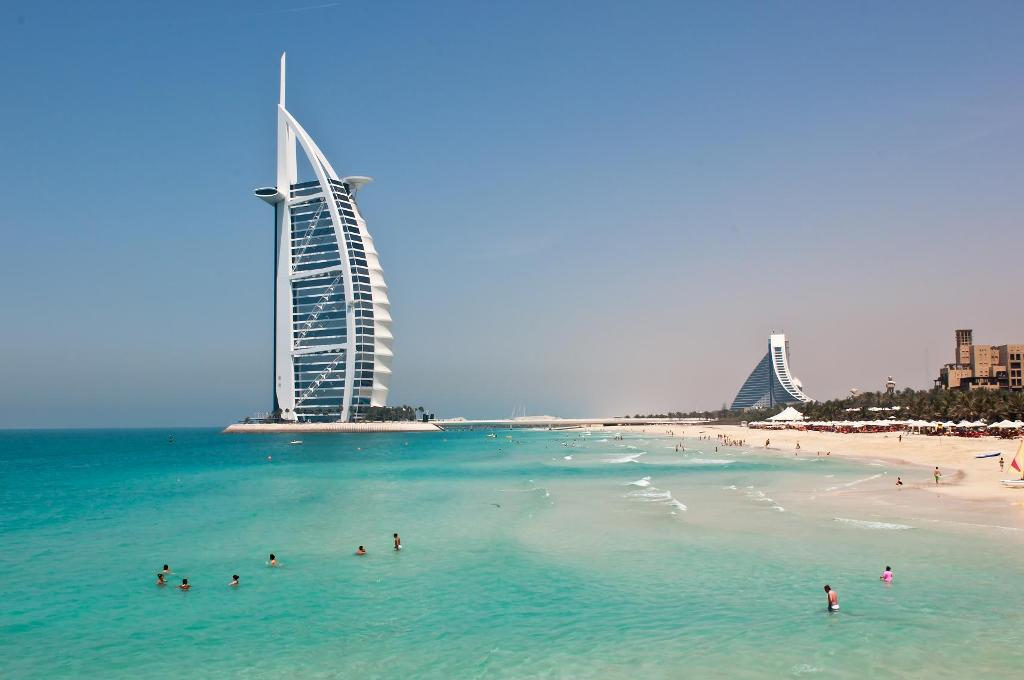 Наш лучший отдых в Дубае и отзыв о сим-карте GlobalSim Direct