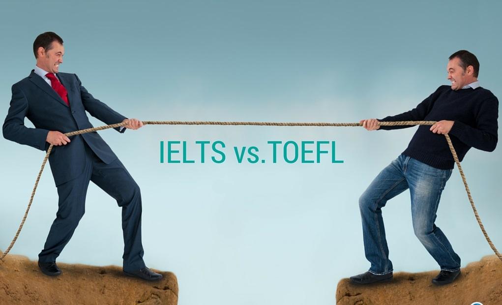 Какой тест для поступления в зарубежный вуз выбрать: IELTS или TOEFL?