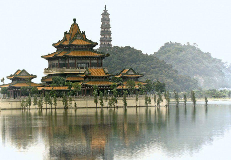 Деловая поездка в Фошань Китай и отзыв о тарифе GlobalSim Direct
