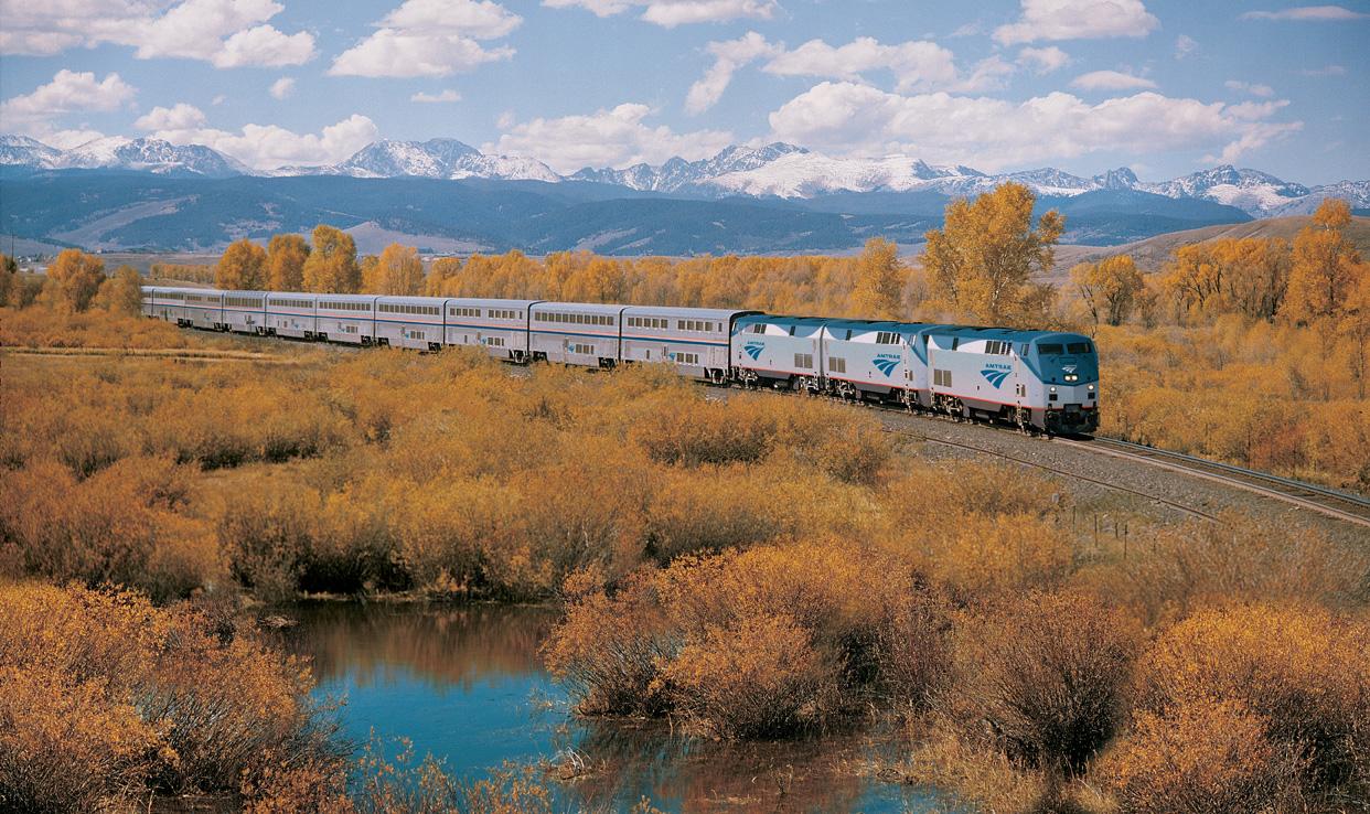 Путешествуем по США на поезде: плюсы и минусы, тонкости и нюансы