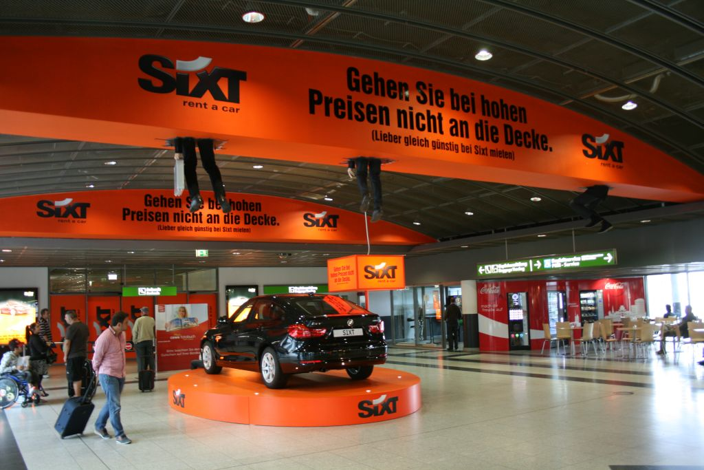Аренда машины в Мюнхене аэропорт фото
