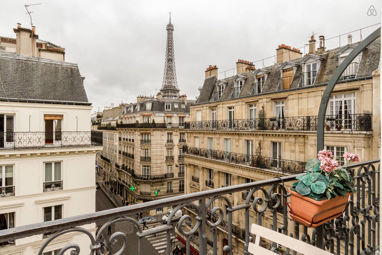 поездка в Париж в сентябре и отзыв о тарифном плане Mundo