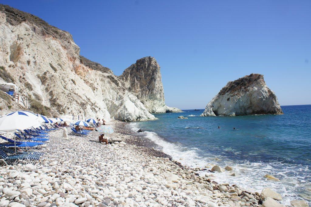 Медовый месяц на Санторини – воспоминания на всю жизнь!
