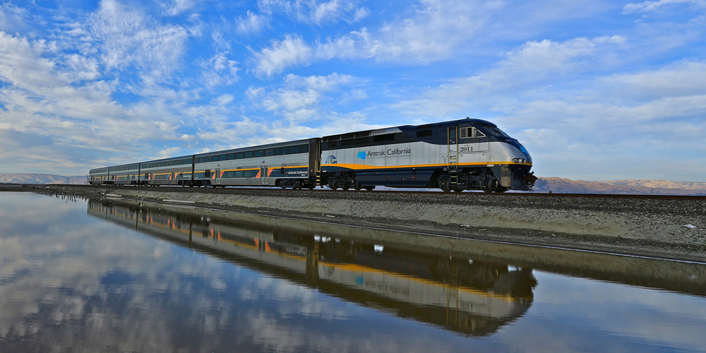Путешествуем по США на поезде