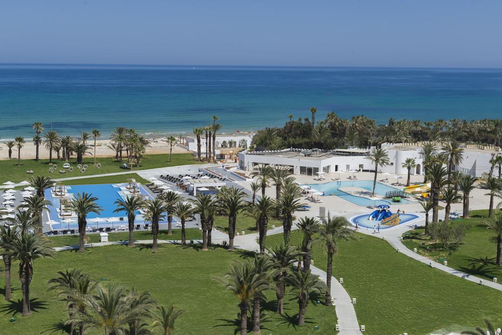 Отель Jaz Tour Khalef 5* - мои впечатления