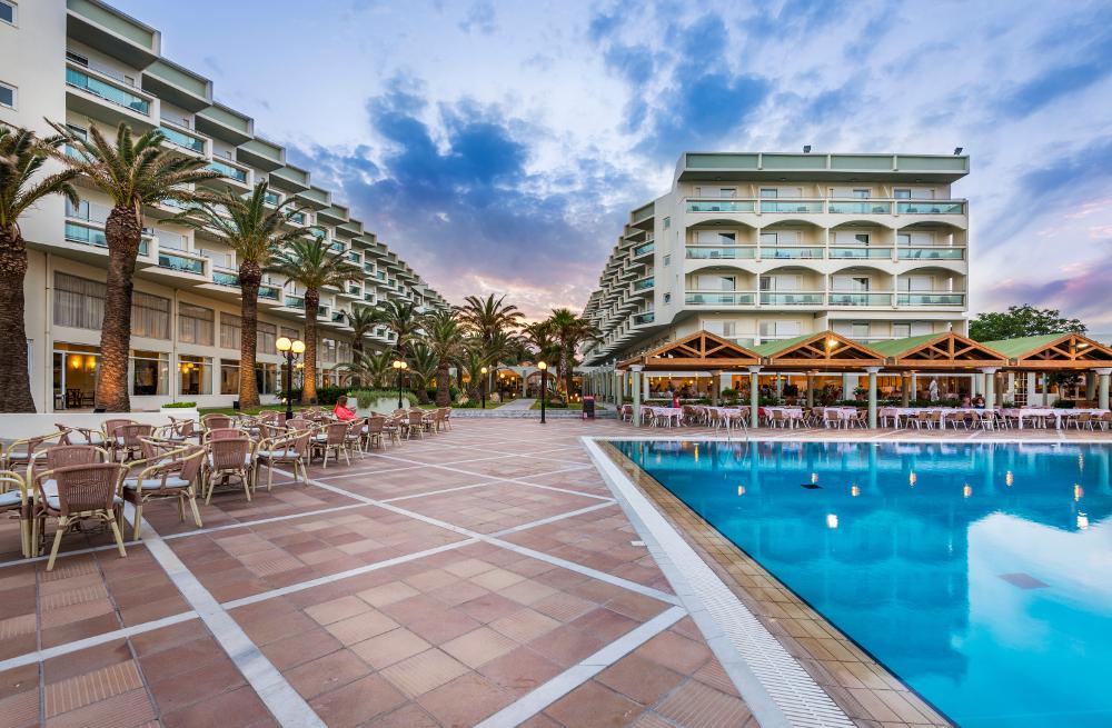 Стоит ли выбирать отель Apollo Beach 4* для отдыха в Греции и отзыв о тарифе Orange Mundo
