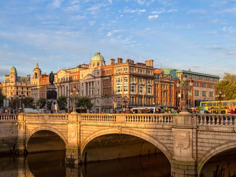 Прекрасная Ирландия: советы для туристов и отзыв о сим-карте Orange