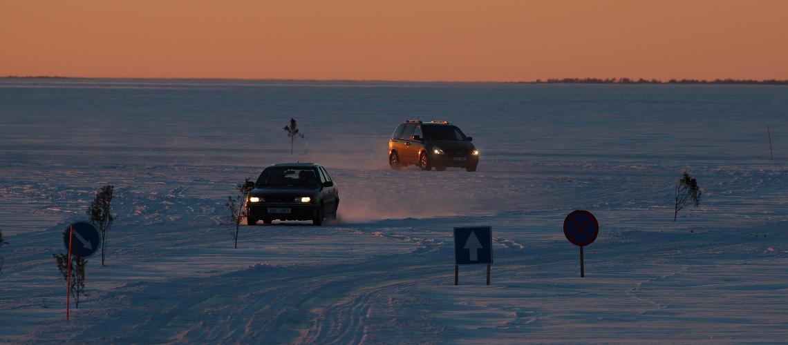 Топ-6 необычных зимних развлечений для туристов