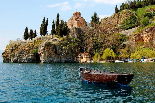 Осенний вояж в Охрид, (Македония) и впечатление туристов от тарифного плана GlobalSim