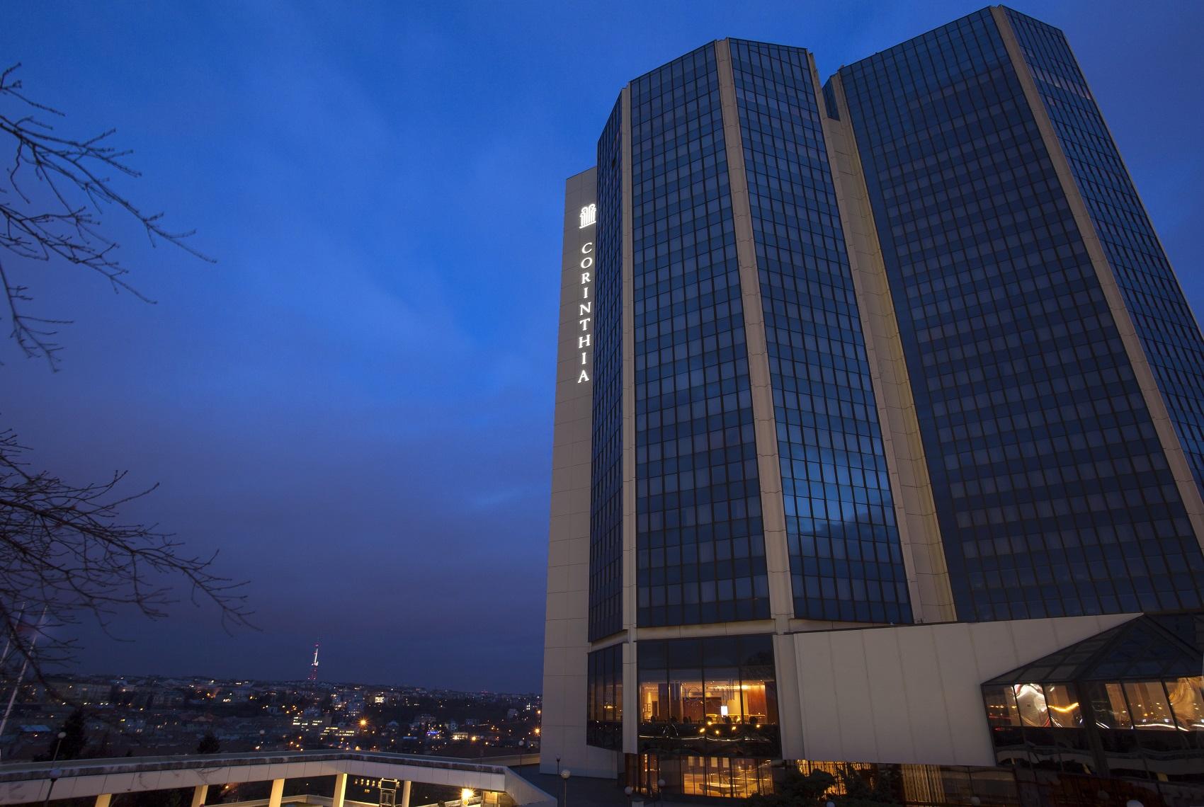 Впечатление от отеля Corinthia Prague Hotel и отзыв о роуминге от Билайна