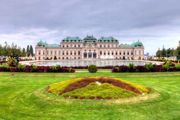 Осенняя Вена – поездка с мужем и отзыв о тарифе на Интернет в роуминге от Билайн