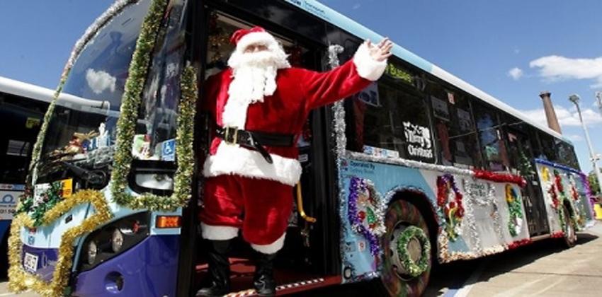 Рождественский автобусный тур в Европу
