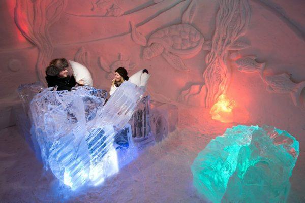 Зимой нескучно: необычные развлечения для туристов за границей