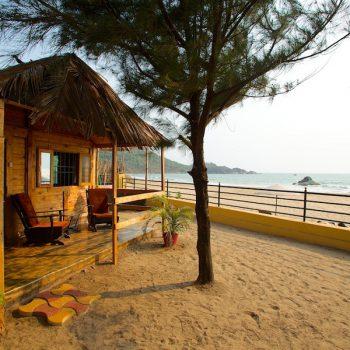 Agonda Goa, бюджетные места для зимовки за границей