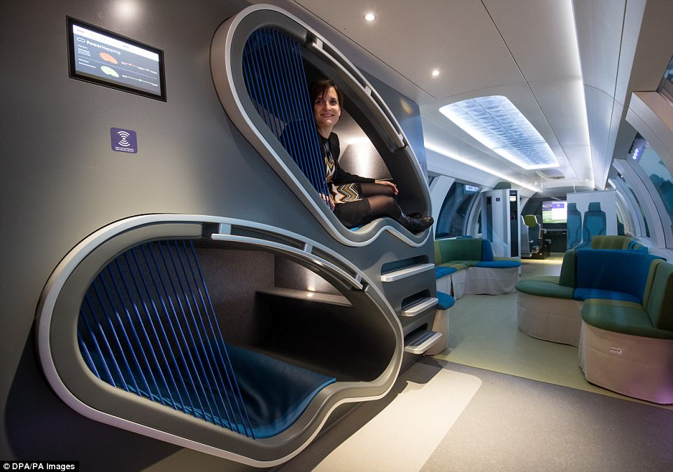 Какие поезда ждут нас в будущем