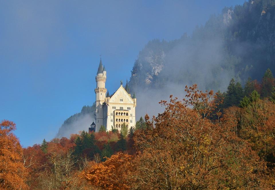 Neuschwanstein, Наше незабываемое и немного авантюрное путешествие