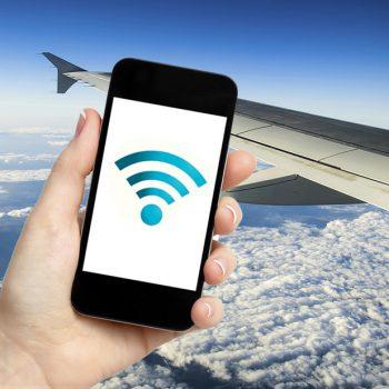 Wi-Fi на борту самолета: предложения для пассажиров