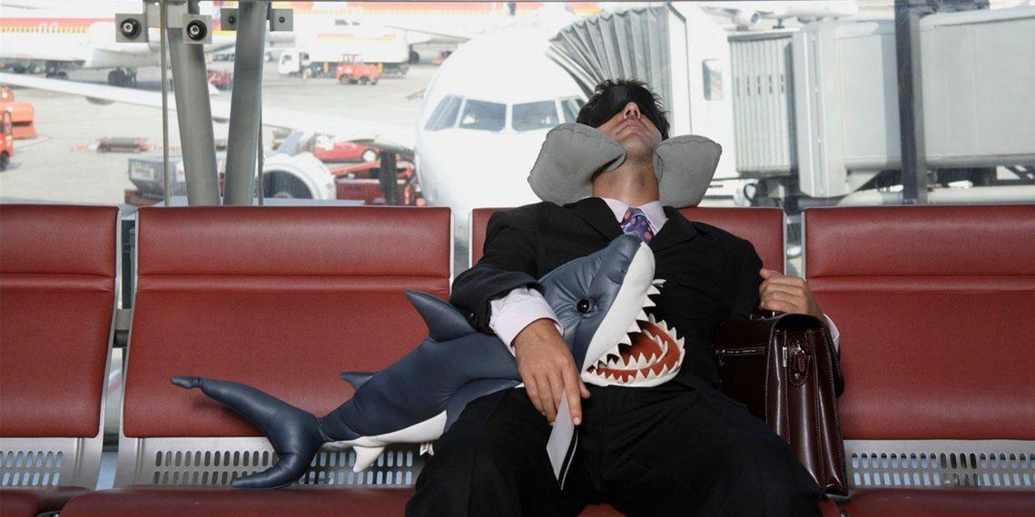 Ночуем в аэропорту с комфортом: полезные советы для туристов