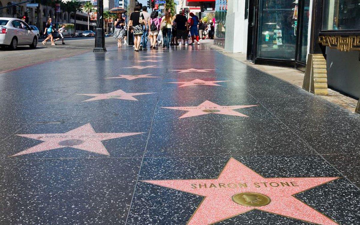 Голливудская Аллея Славы