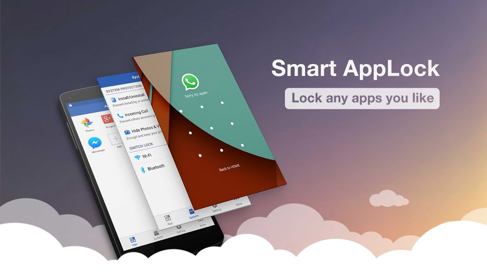 Smart AppLock поможет защитить персональные данные