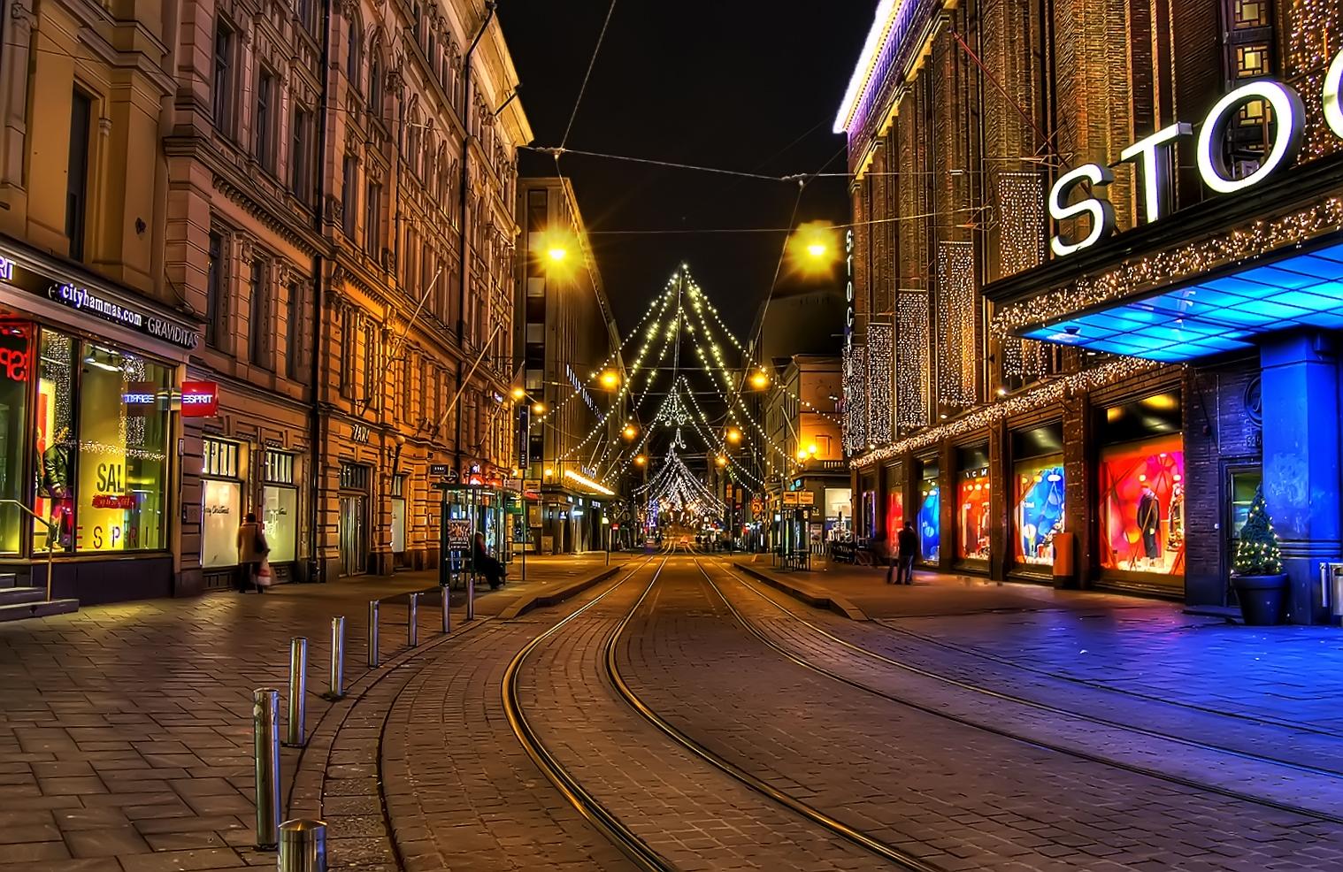 Чем удивил меня Хельсинки за полтора дня и отзыв о Globalsim Direct