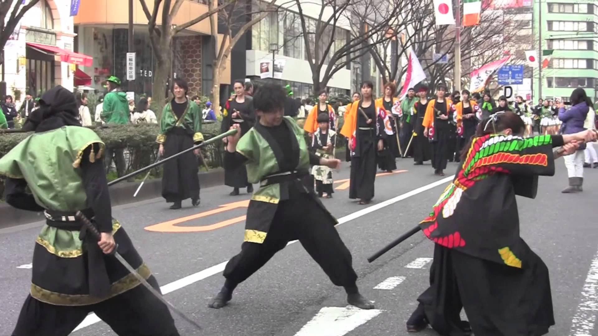 Токио – Япония. Командировка в ноябре