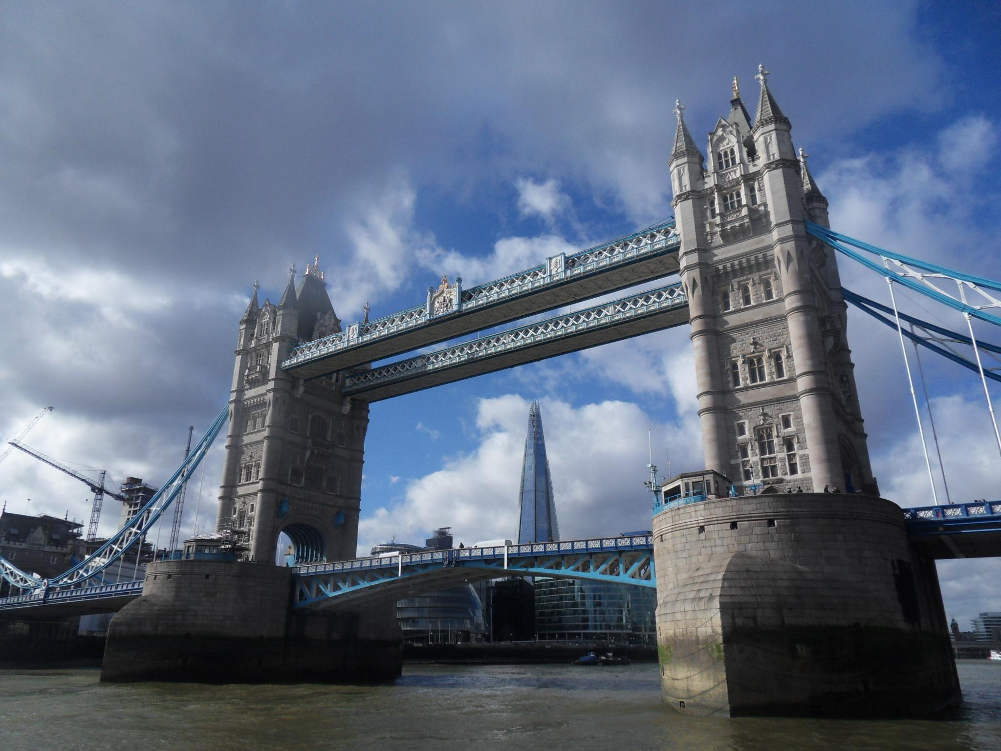 Поездка в Лондон по работе и отзыв о Globalsim Direct