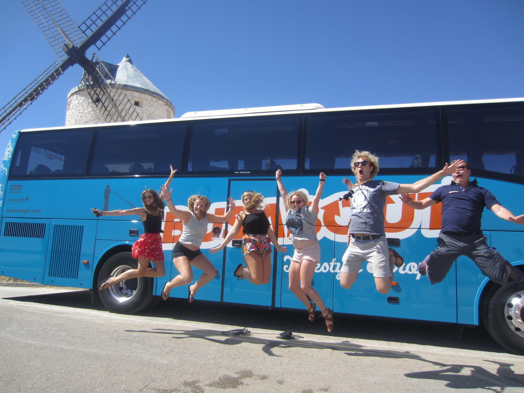 Путешествуем на автобусе по Европе с комфортом и недорого!