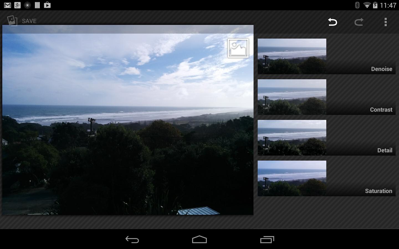 Enhance Pho.to позволяет улучшать снимки
