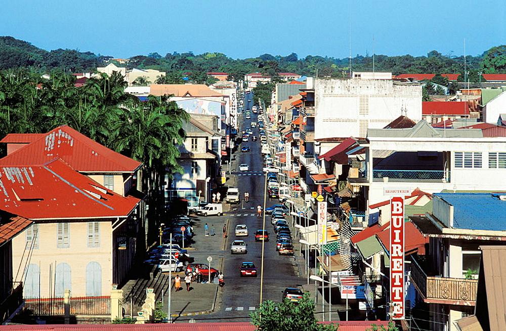 Французская Гвиана: сотовая связь