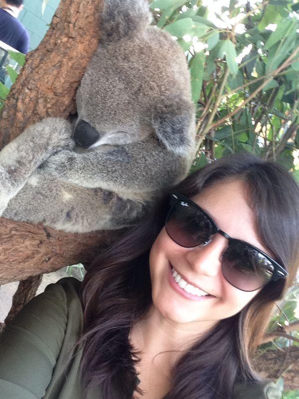 поездке в Сидней и мнение о тарифе от THREE