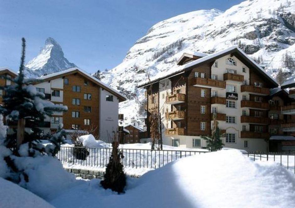 Активный отдых в Швейцарии