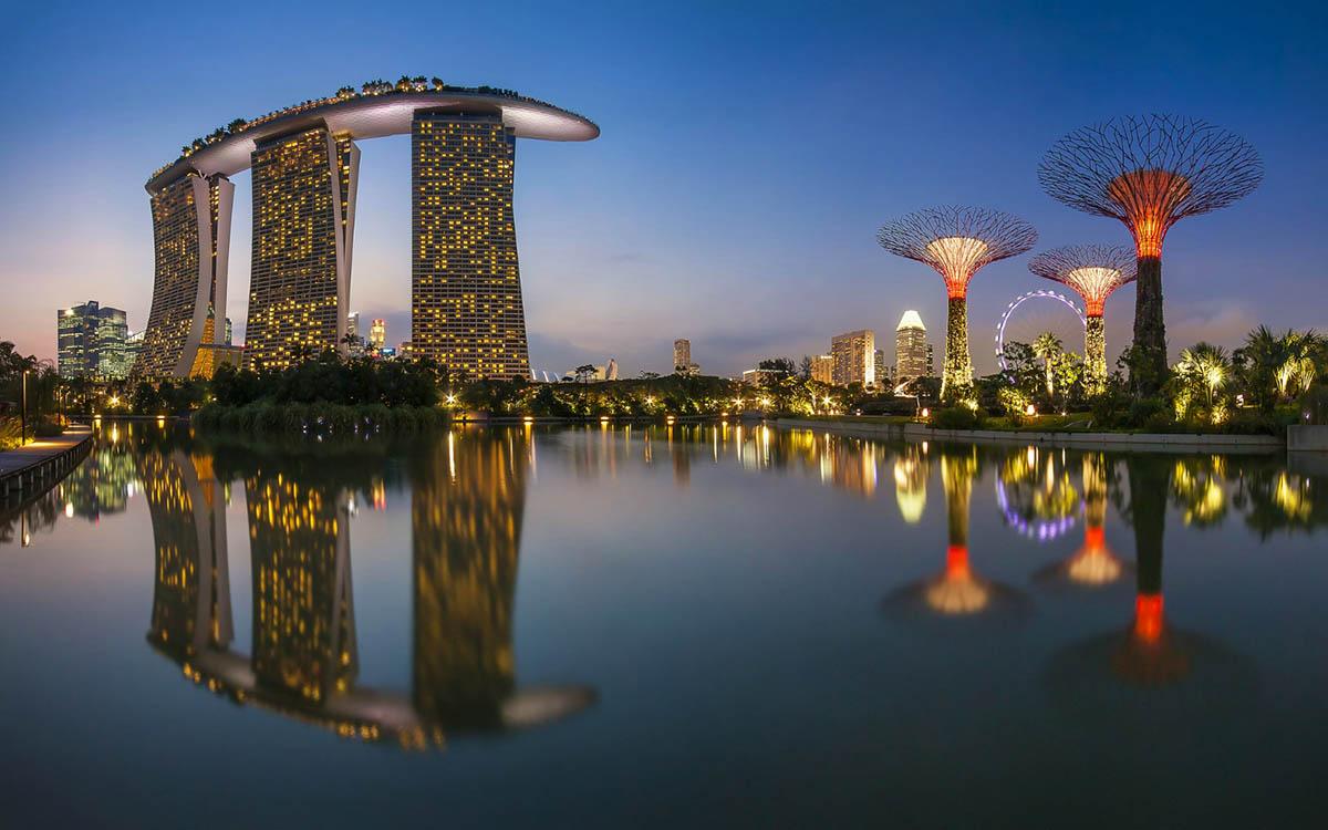 Оформляем визу в Сингапур в 2018 году по новым правилам