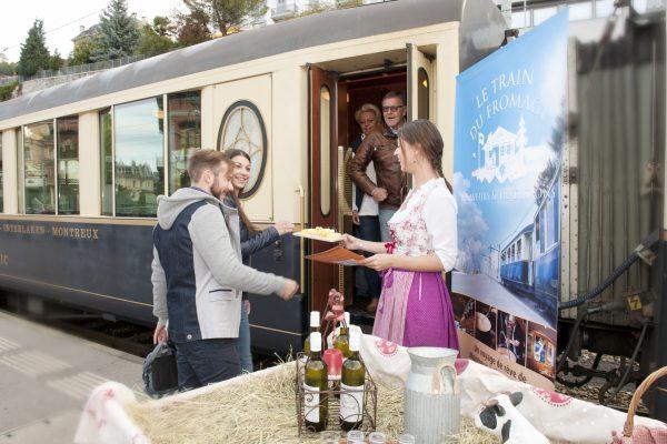 Увлекательная экскурсия в Швейцарии – что интересного на «Сырном поезде»?