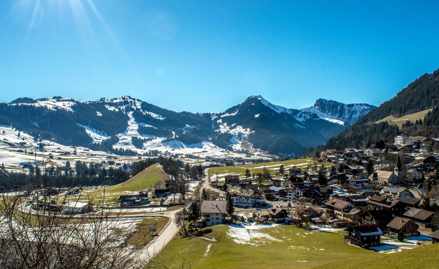 Увлекательная экскурсия в Швейцарии