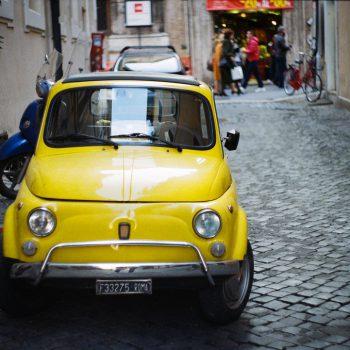 Аренда машины в Италии: что нужно учесть туристу?