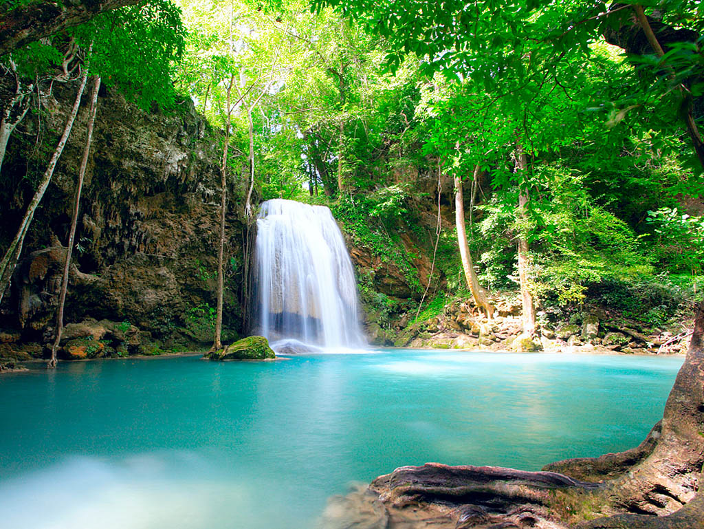 водопад Коста-Рика