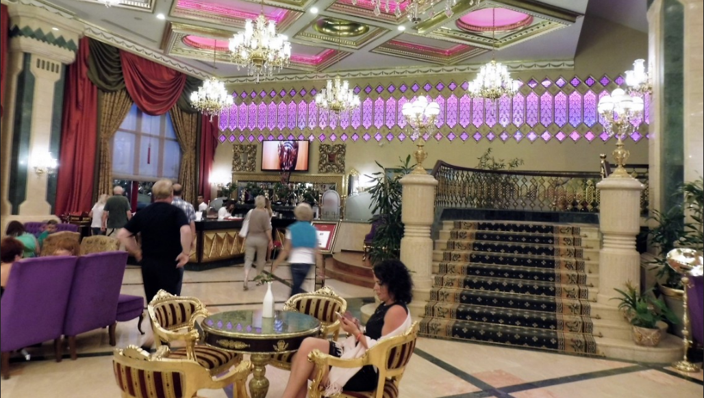 Club Hotel Sera Стоит ли ехать в Турцию зимой?