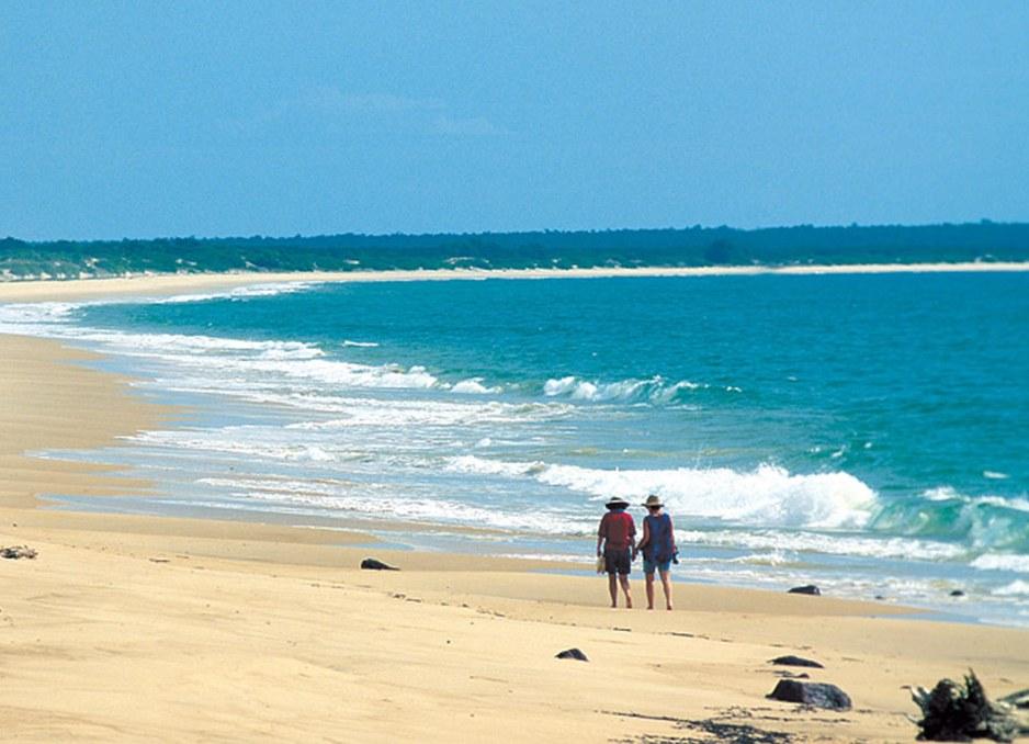 Дарвин пляжы, Австралия отдых