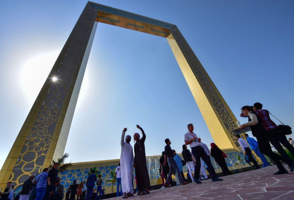 Dubai Frame, Что такое Дубайская Рамка и что выбрать для связи в ОАЭ?