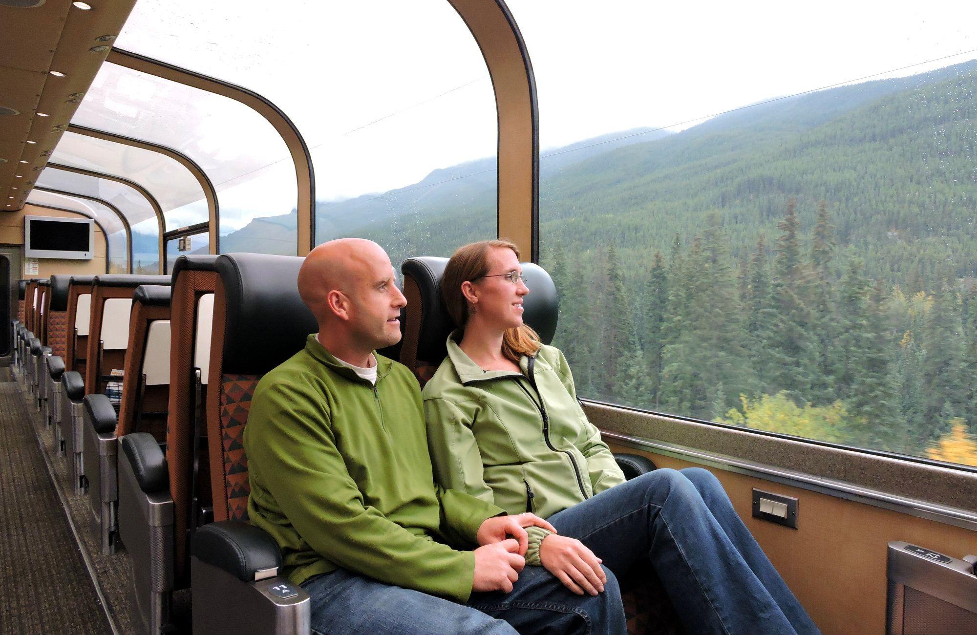 Как посмотреть всю Канаду за 5 дней: путешествием на поезде за границей
